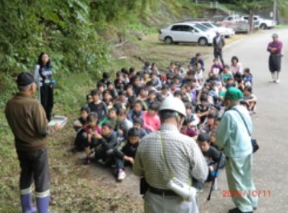 辰巳用水トンネル見学会の開催支援